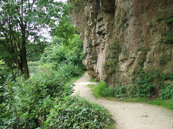 Image, UK, England, Notts, Creswell Crags