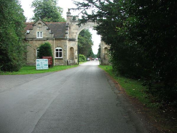 Image, UK, England, Notts, Clumber Park Truman's Lodge
