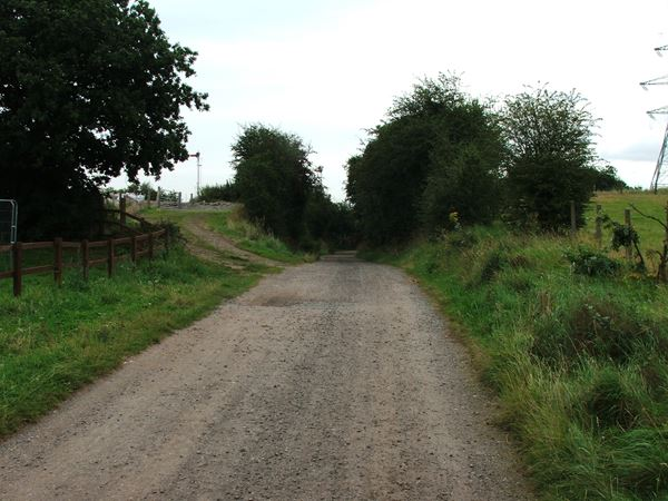 Image, UK, England, Notts, route 6 between Kings Clipstone and A6075