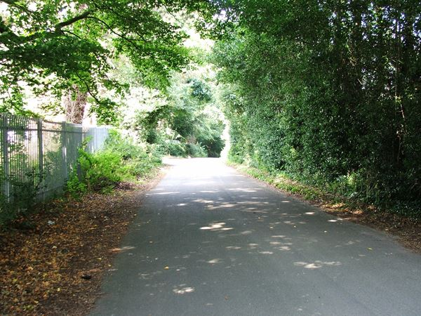 Image, UK, England, Bassetlaw, Old Coach Road near Worksop College