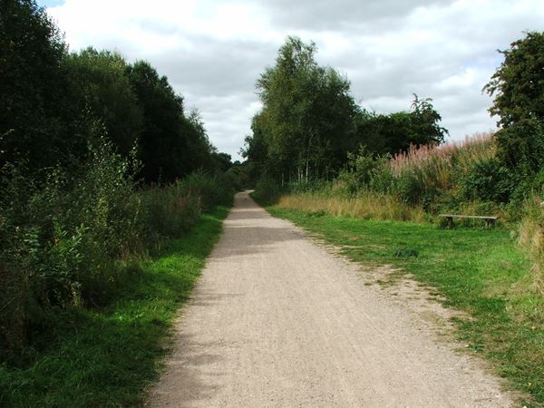 Image, UK, England, Derbyshire, The Silverhill Trail