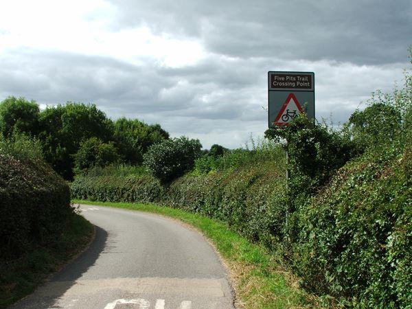 Image, UK, England, Derbyshire, Hardstoft Common